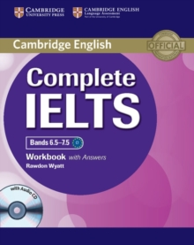 Complete IELTS Bands 6.5-7.5 Workbook with Answers with Audio CD, Mixed media product Book