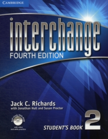 Interchange Level 2 Student's Book with Self-Study DVD-ROM, Mixed media product