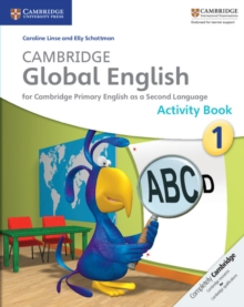 Cambridge Global English Stage 1 Activity Book, Paperback