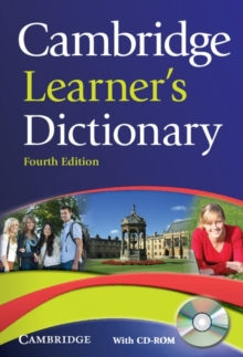 Cambridge Learner's Dictionary with CD-ROM, Mixed media product Book