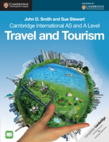 Cambridge International AS and A Level Travel and Tourism, Paperback