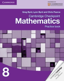 Cambridge Checkpoint Mathematics Practice Book 8, Paperback