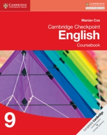 Cambridge Checkpoint English Coursebook 9, Paperback Book
