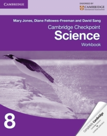 Cambridge Checkpoint Science Workbook 8, Paperback