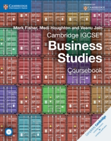 Cambridge IGCSE Business Studies Coursebook with CD-ROM, Mixed media product Book