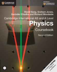 Cambridge International AS and A Level Physics Coursebook, Mixed media product