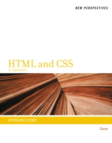 New Perspectives on HTML and CSS : Introductory, Paperback