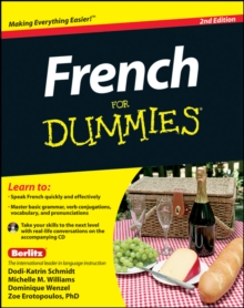 French For Dummies : with CD, Paperback