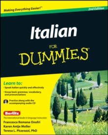 Italian For Dummies, Paperback