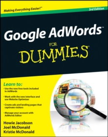 Google AdWords For Dummies, Paperback