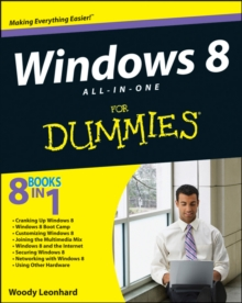Windows 8 All-in-One For Dummies, Paperback
