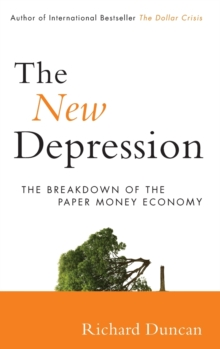 The New Depression : The Breakdown of the Paper Money Economy, Hardback