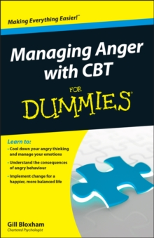 Managing Anger with CBT For Dummies, Paperback