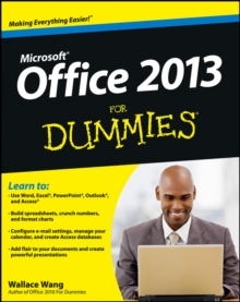 Office 2013 For Dummies, Paperback