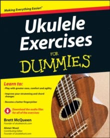 Ukulele Exercises For Dummies, Paperback