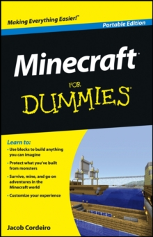 Minecraft For Dummies, Paperback