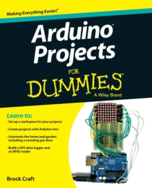 Arduino Projects For Dummies, Paperback