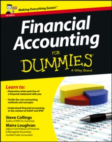 Financial Accounting For Dummies, Paperback Book
