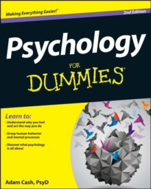 Psychology For Dummies, Paperback