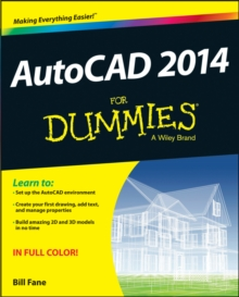 AutoCAD 2014 For Dummies, Paperback