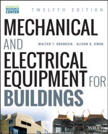 Mechanical and Electrical Equipment for Buildings, Hardback