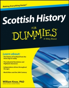Scottish History For Dummies, Paperback