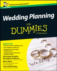 Wedding Planning For Dummies, Paperback