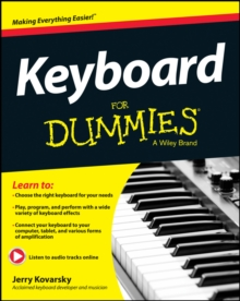Keyboard For Dummies, Paperback
