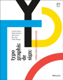 Typographic Design : Form and Communication, Paperback
