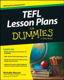 TEFL Lesson Plans For Dummies, Paperback