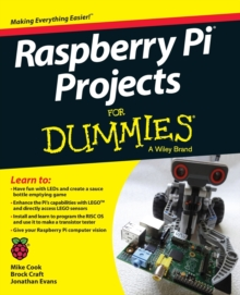 Raspberry Pi Projects For Dummies, Paperback