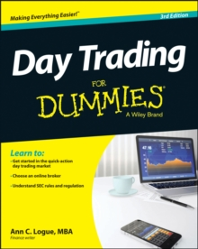 Day Trading For Dummies, Paperback Book