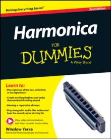 Harmonica For Dummies, Paperback