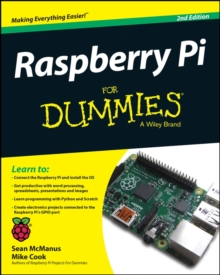 Raspberry Pi For Dummies, Paperback