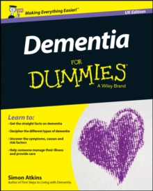 Dementia For Dummies, Paperback