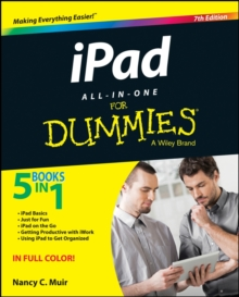 iPad All-in-One For Dummies, Paperback Book