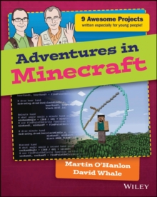 Adventures in Minecraft, Paperback