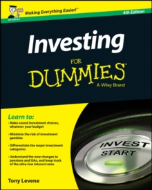 Investing For Dummies, Paperback