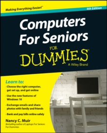 Computers for Seniors For Dummies, Paperback