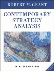 Contemporary Strategy Analysis, Paperback