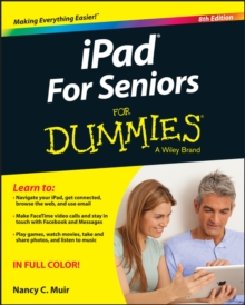 iPad for Seniors For Dummies, Paperback