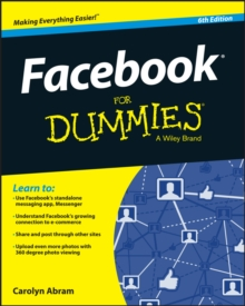 Facebook For Dummies, Paperback Book