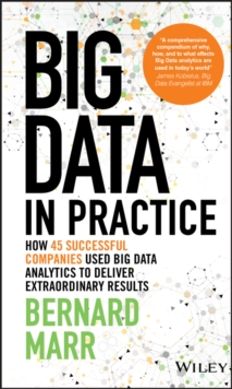 Big Data in Practice (Use Cases) : How 45 Successful Companies Used Big Data Analytics to Deliver Extraordinary Results, Hardback