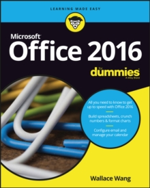 Office 2016 For Dummies, Paperback
