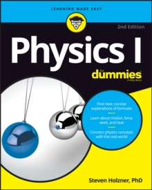 Physics I For Dummies, Paperback Book