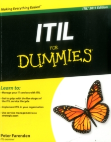 ITIL For Dummies, Paperback