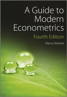 A Guide to Modern Econometrics, Paperback