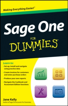 Sage One For Dummies, Paperback