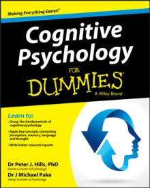 Cognitive Psychology For Dummies(R), Paperback Book