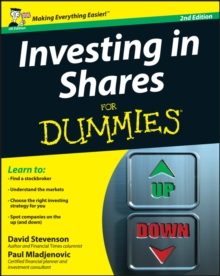 Investing in Shares For Dummies, Paperback Book